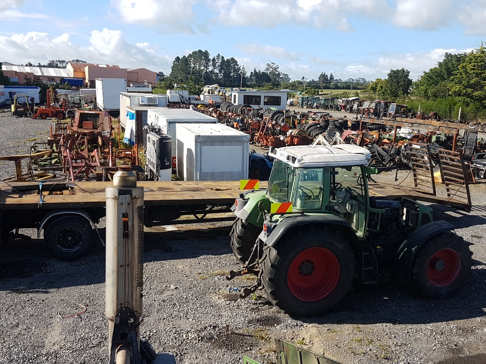 Truck and Tractor Dismantling Business for Sale Inglewood Taranaki